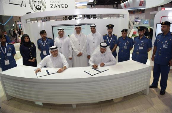 Mohammed bin Rashid visits PCFC's stand at DIGAE