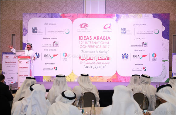 Dubai Quality Group kicks off the 2-day Ideas Arabia 13th International Conference & Competition on 13th & 14th May 2018