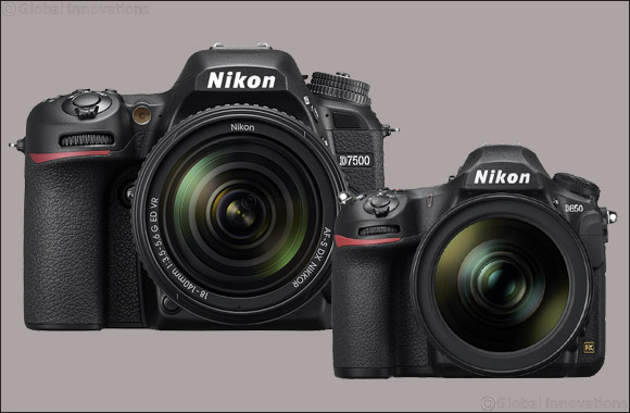 Nikon D850 and D7500 presented with Red Dot Award: Product Design 2018
