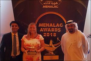 Ferrari World Abu Dhabi Takes Home MENALAC 2018 Best Theme Park Award