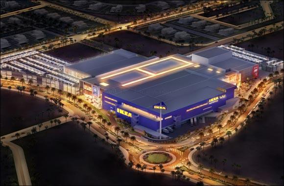 Al-futtaim Names Its New Dubai Lifestyle Mall –  'Festival Plaza'
