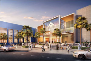 Al-futtaim Names Its New Dubai Lifestyle Mall �  �Festival Plaza'