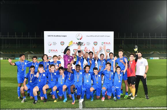 du LaLiga HPC U16 Crowned UAE FA Academy League Champions   and City FC Win U14 Category