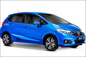 Honda take home prestigious awards