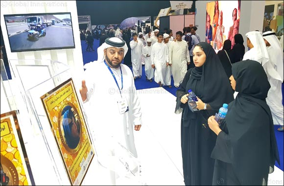 Dubai Customs takes part in Think Science Fair 2018