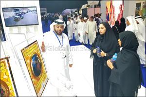Dubai Customs takes part in Think Science Fair 2018