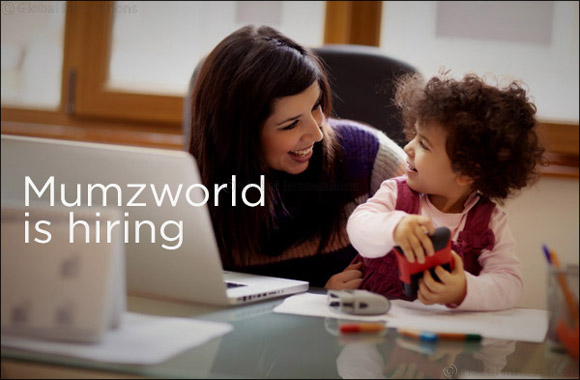 Mumzworld Announce Recruitment Drive To Empower Women in the Middle East