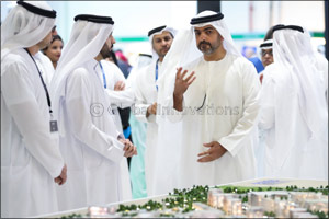 12th edition of Cityscape Abu Dhabi officially opened today