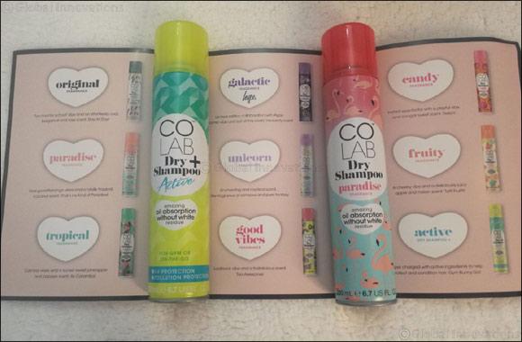 COLAB - Dry Shampoo