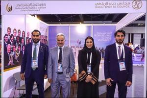 Dubai Sports Council Pavilion a big hit at Bangkok SportAccord