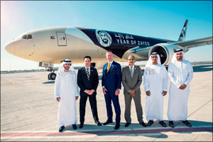 Etihad Aviation Group Launches Four Initiatives To Commemorate The Year Of Zayed