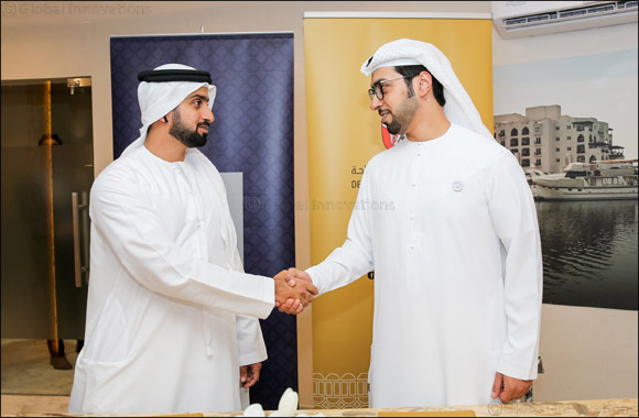 The Department of Culture and Tourism – Abu Dhabi Inks Memorandum of Understanding with Al Dana Leather Factory at Arabian Travel Market