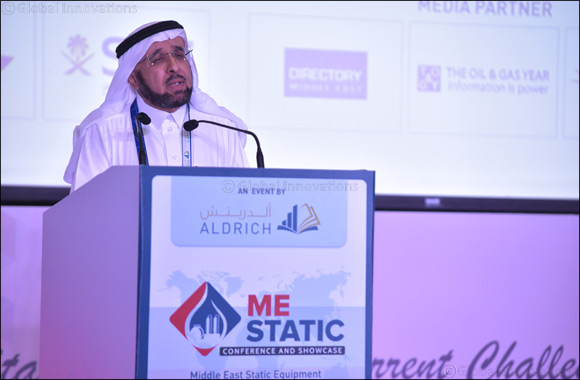 Game Changing technologies take centre stage at Middle East Static Equipment Engineering & Maintenance Conference (ME Static)