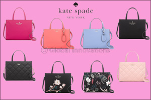 Kate Spade New York Reissues the Original Sam Bag  In Celebration of 25th Anniversary