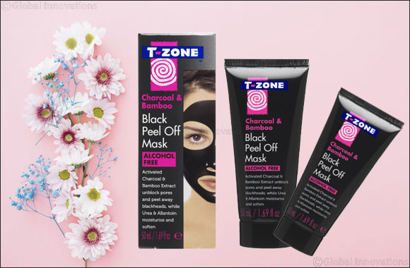Peel Away Dirt and Cleanse Your Skin With the T-Zone Charcoal Mask