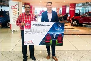 Arabian Automobiles Announces Winners of Nissan's �Test Drive Carnival'