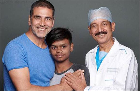 Hero With a Happy Heart: Akshay Kumar Leads Happy Heart India Campaign