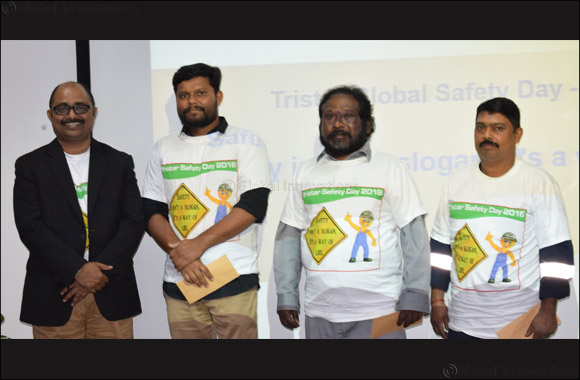 Tristar celebrates 'World Day for Safety and Health at Work '