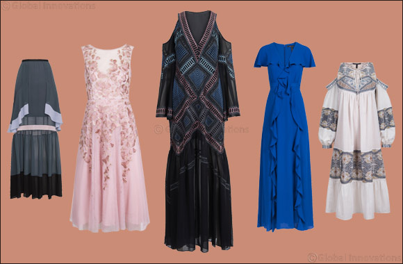 Floor-Sweeping Dresses For Ramadan
