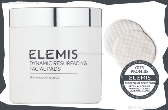 ELEMIS Dynamic Resurfacing Facial Pads  Stunningly Smooth Skin