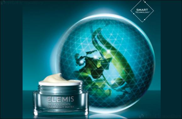 New ELEMIS Pro-Collagen Overnight Matrix