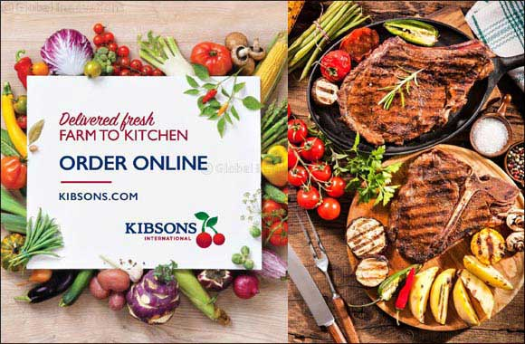 Ensure you get your 5-a-day with Kibsons online food delivery service