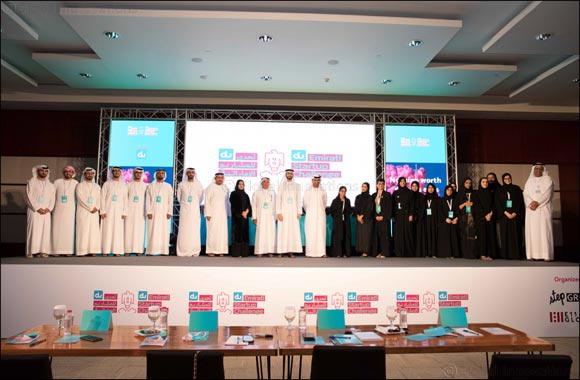 4 Startups win big at the du Emirati Startup Challenge
