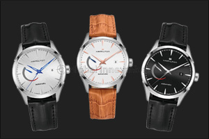 The New Hamilton Jazzmaster Power Reserve Brings a Brand-New Swing