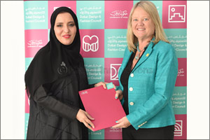 College of Fashion and Design (CFD) and the Dubai Design and Fashion Council (DDFC) sign a Memorandu ...