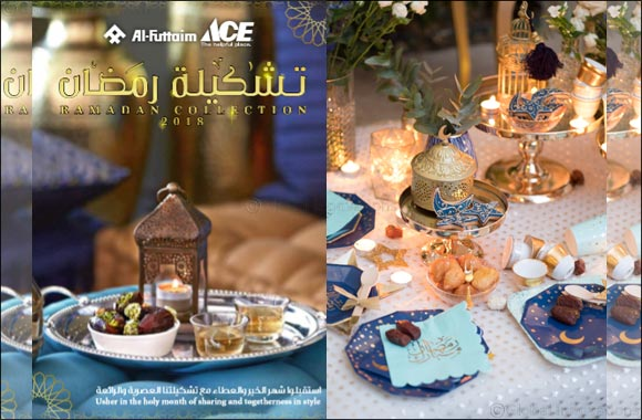 Al-Futtaim ACE launches its new and exclusive Ramadan collection