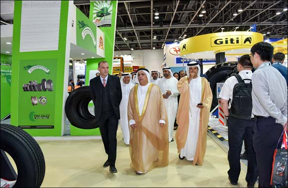 His Excellency Mattar Al Tayer Opens Automechanika Dubai 2018 with 1,812 Exhibitors From 61 Countries on Display