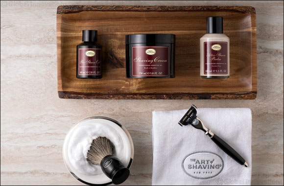 The Art of Shaving Opens Its Second Store in Dubai