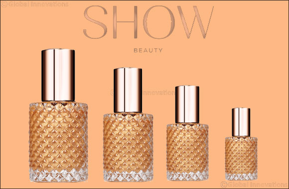 Get Gorgeous Glowing Skin  with SHOW Beauty's Body Shimmer Oil
