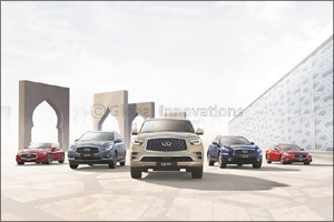 Drive Out Your Reward This Ramadan with INFINITI of Arabian Automobiles' generous campaign