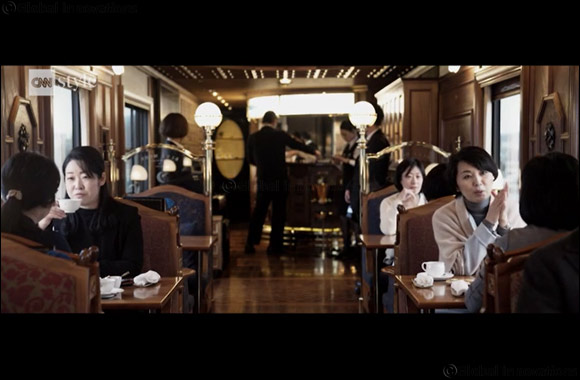 Riding the world's most luxurious train with the visionary designer who built it