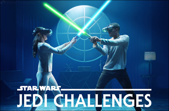 Lenovo™ and Disney Bring New Multiplayer Mode to  Star Wars™: Jedi Challenges Augmented Reality Experience