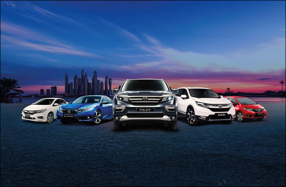 It's Time to Celebrate the Best Ramadan Deals from Al-Futtaim Honda