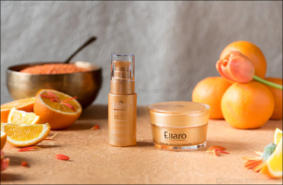 Ellaro to Launch its Revitalizing Range with Vitamin C at BWME 2018