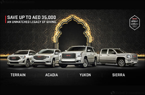 GMC announces Exclusive Ramadan Offers for customers in the UAE