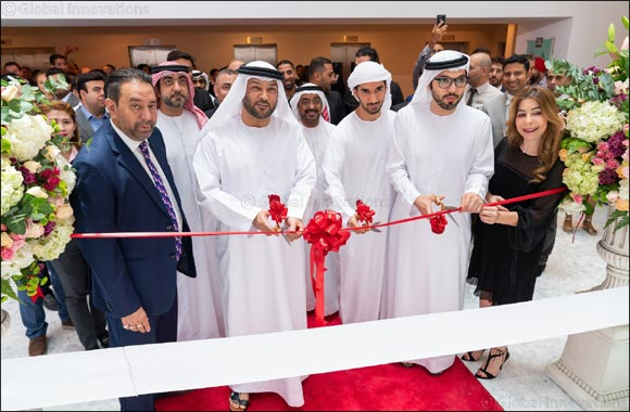 H.E Sultan Al Suwaidi opens 2XL's 71000 sq.ft refurbished Sharjah flagship store