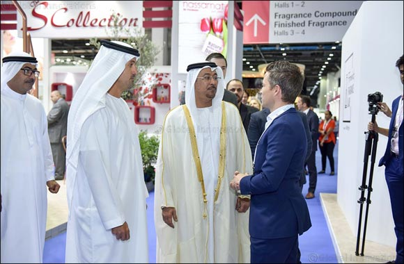 Record edition of Beautyworld Middle East opens in Dubai featuring 1,736 exhibitors from 62 countries