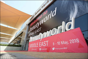 Record edition of Beautyworld Middle East opens in Dubai featuring 1,736 exhibitors from 62 countrie ...