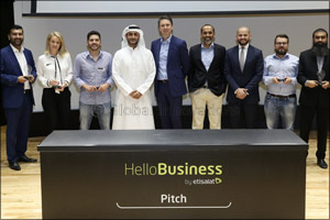 Etisalat Awards �Hello Business Pitch' Competition Winners