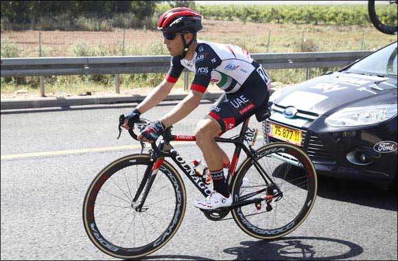 UAE Team Emirates' Valerio Conti Lights Up Stage Four With a Stunning Attack in Sicily