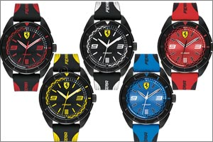 Hour Choice Presents the All-New Scuderia Ferrari Forza Collection