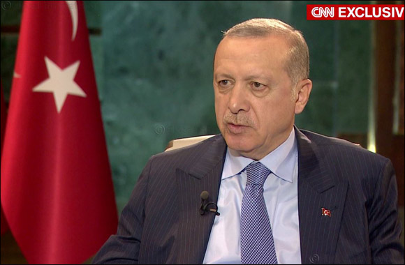 "Erdoğan tells CNN ""the US will lose in the end"" following Iran deal withdrawal"