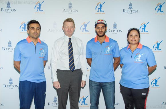 UAE National Cricketer Chirag Suri Set to Launch Cricket Academy at Repton School Dubai