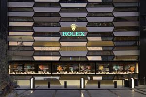 Dubai's New Flagship Rolex Boutique Offers Unique Experience