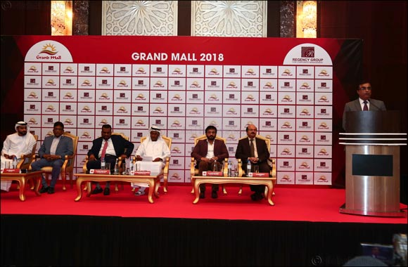 Grand Mall Opens the 52nd Outlet in Al Musallah - Sharjah