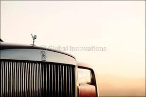 Effortless Everywhere:  The Rolls-Royce Cullinan